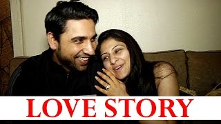 Ankita and Mayank Sharma Share Their Love Story