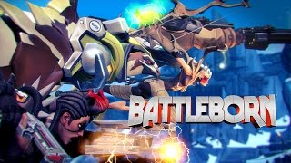 "getlinkyoutube.com-""Every Kind of Badass"" E3 2015 Trailer - Battleborn"