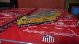 getlinkyoutube.com-New Model Train Manufacturer! Scale Trains Details Inside!