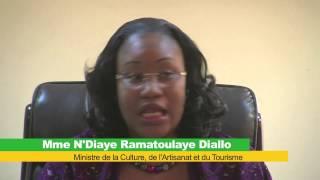 Passation de charges au MCAT: Les proverbes de Ramatoulaye Diallo