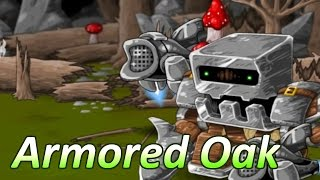 getlinkyoutube.com-Epic Battle Fantasy 4 (Steam) - Armored Oak [Epic Mode]