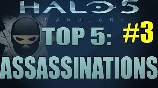 getlinkyoutube.com-Halo 5 | TOP 5 ASSASSINATION MOMENTS | Episode 3