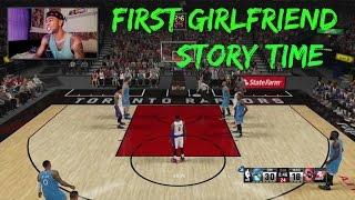 getlinkyoutube.com-Storytime   MY FIRST GIRLFRIEND!! + Face cam commentary - Prettyboyfredo NBA 2k15