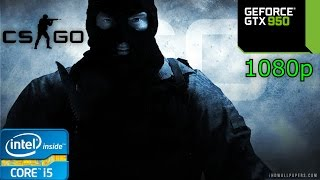 getlinkyoutube.com-Counter Strike: Global Offensive - i5 4460 - 8GB RAM - GTX 950