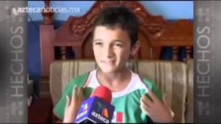 "getlinkyoutube.com-Niño fotografía a ""duende"" en Sinaloa"