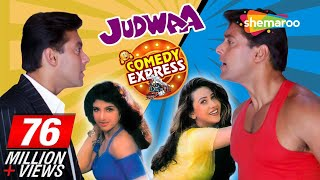 Judwaa (HD)  - Salman Khan - Karisma Kapoor - Rambha - Hindi Full Movie - (With Eng Subtitles) width=
