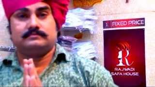 getlinkyoutube.com-How to wear Rajasthani Safa/Turban/Rajwadi by sandeep rathore