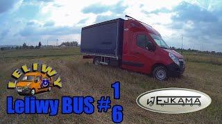 Leliwy BUS - WEJKAMA - Czyli prototyp Haevy Truck