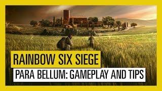 Rainbow Six Siege - Para Bellum: Játékmenet és Tippek