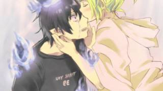 getlinkyoutube.com-~:*:Rin and Shiemi: Love Story:*:~
