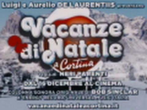 VACANZE DI NATALE A CORTINA [TRAILER UFFICIALE]