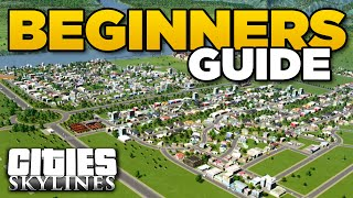 getlinkyoutube.com-FIRST TOWN TIPS | Cities Skylines Beginners Guide