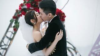 getlinkyoutube.com-陈晓陈妍希婚礼全程回顾 新人三度拥吻