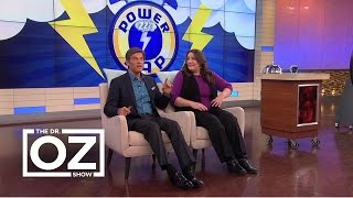 Dr. Oz on Why You Should Take a Power Nap
