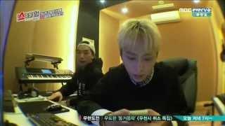getlinkyoutube.com-Showtime 'Burning the BEAST' Ep 4 Cut Junhyung's song