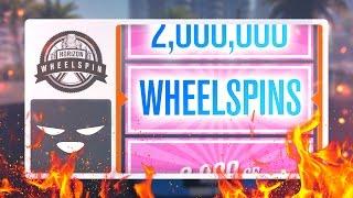 getlinkyoutube.com-SPENT 2,000,000 CREDITS ON WHEELSPINS   Forza Horizon 3 Gameplay