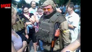 getlinkyoutube.com-Украинская Армия освободила Северодонецк от сепаратистов 22.07.2014