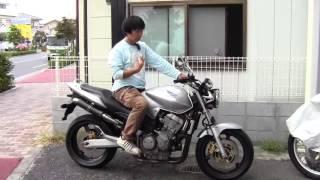 getlinkyoutube.com-HONDA:ホーネット900参考動画:SC48:CB900