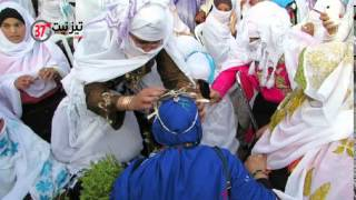 getlinkyoutube.com-أخنوش ينادي على تابعمرانت والأخيرة منخرطة في حضرة نساء تافراوت