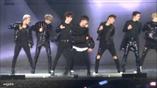 getlinkyoutube.com-151202 니가 하면(If You Do) - GOT7 @ MAMA 2015