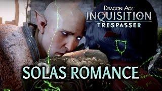 getlinkyoutube.com-Dragon Age: Inquisition - Trespasser DLC - Solas Romance (HUGE SPOILERS)