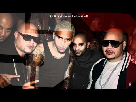 Fat Joe- Another Round (feat. Chris Brown) [Clean] HD