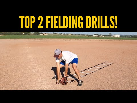 Top 2 Baseball Fielding Drills for Youth Players!