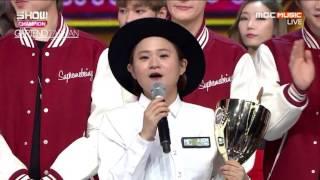 getlinkyoutube.com-【GFTW中字】160217 GFriend(여자친구) Show Champion 一位獲獎