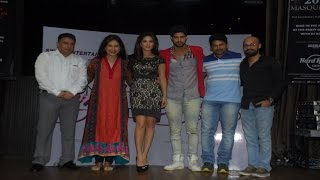 Sunny Leone Celebrate Christmas And Promoting Movie One Night Stand
