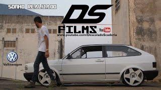VW Gol Quadrado Aro Dz8 Tarmac + Susp Fixa