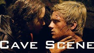 getlinkyoutube.com-The Hunger Games - Cave Scenes in HD [Full Scenes]