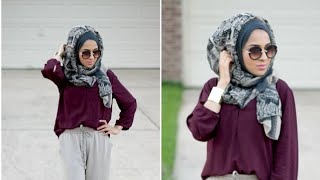 getlinkyoutube.com-Under scarf tutorial + Updated everyday Hijab Style