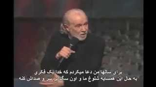 getlinkyoutube.com-جرج کارلین - شوخی با خدا (به همراه زیرنویس فارسی)