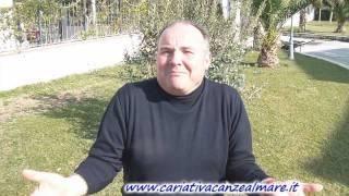 Proverbio CALABRESE   CARIATESE di Giovanni Crescente - L'ASINO E IL MAIALE