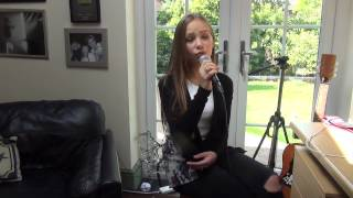 getlinkyoutube.com-Ariana Grande & Nathan Sykes - Almost Is Never Enough - Connie Talbot Cover