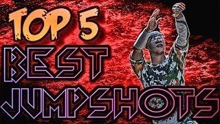 getlinkyoutube.com-NBA 2K16 Top 5 BEST Jumpshots Nobody Knows!