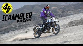 Ducati Scrambler Desert Sled Review | Launch Report