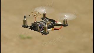 getlinkyoutube.com-Eachine Tiny QX95 95mm Micro FPV LED Racing Quadcopter (BANGGOOD)