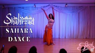 Shahrzad at Sahara Dance