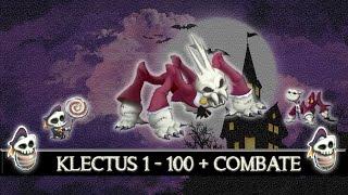 Monster Legends   Klectus 1-100 + combate