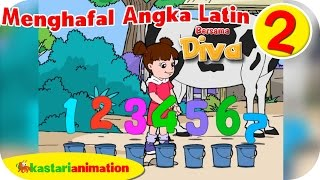 getlinkyoutube.com-Menghafal Angka Latin HD - Part 2 | Kastari Animation Official