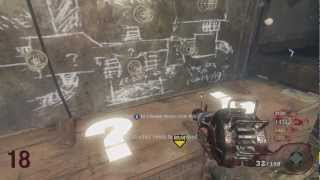 getlinkyoutube.com-2 Ray Guns at the same time in Kino Der Toten - How to get two Ray Guns Black Ops Zombies