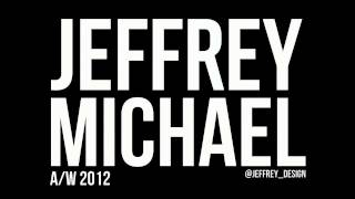 jeffrey michael a/w 2012 sneak peak