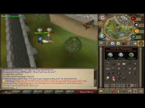 Runescape Private Server Ep. 2 -- Korasi-Ags