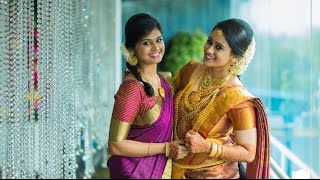 getlinkyoutube.com-Kerala Best Hindu Wedding Highlights Ever 2016 MEERA / DEVADATT / First Time in Kerala