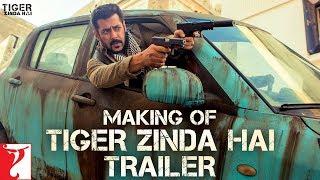 Making of the Trailer | Tiger Zinda Hai | Salman Khan | Katrina Kaif | Ali Abbas Zafar width=