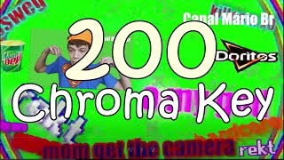 getlinkyoutube.com-NOVO PACK DE 200 CHROMA KEY 2016 + Download