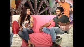 getlinkyoutube.com-Krishna Vamsi interviews Ram Charan and Kajal Agarwal - idlebrain.com