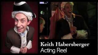 Keith Habersberger Acting Reel 2012