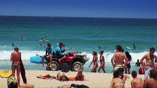 getlinkyoutube.com-Bondi Beach Sydney, Australia
